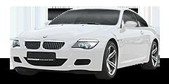 M6 Coupé (M560, M5/M6) 2005 - 2010