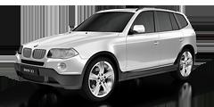 X3 (X83 (E83)/Facelift) 2005 - 2010