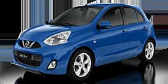 Micra (K13/Facelift) 2013 - 2017
