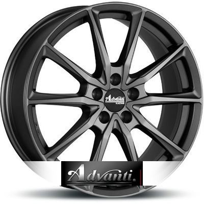 Advanti Racing Centurio Dark 8x18 ET40 5x112 66
