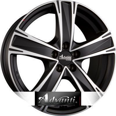 Advanti Racing Raccoon 9x20 ET45 5x114 72.6
