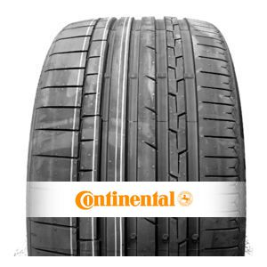 Continental SportContact 6 315/25 ZR19 98Y DOT 2016, XL