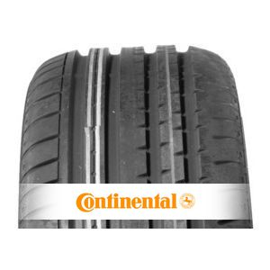 Continental ContiSportContact 2 225/45 R17 91W (*), FR, SSR, Run Flat