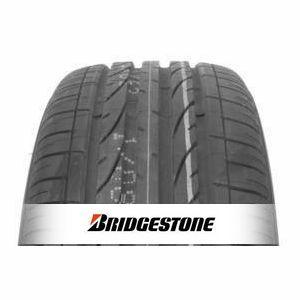 Bridgestone Dueler H/P Sport 235/55 R17 99V AO, Padangų likučiai